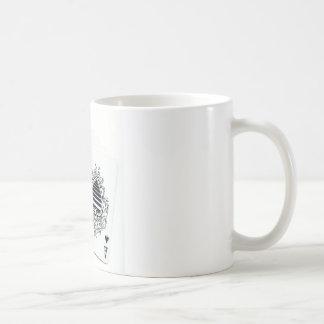 Royal Flush Spades Coffee Mug