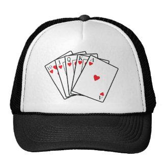 Royal Flush Trucker Hat