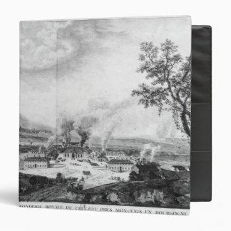 Royal Foundry at Le Creusot in 1787 Binder
