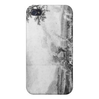 Royal Foundry at Le Creusot in 1787 Cases For iPhone 4