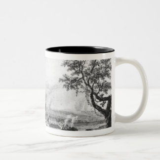 Royal Foundry at Le Creusot in 1787 Two-Tone Coffee Mug