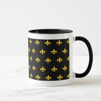 Royal French Black Mug