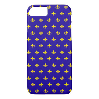 Royal French Blue iPhone 7 Case