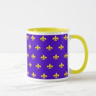 Royal French Blue Mug