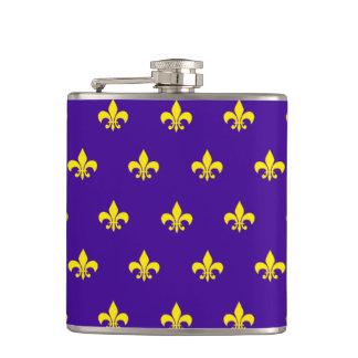 """Royal French Purple"" Flask"