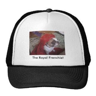 Royal Frenchie Hat