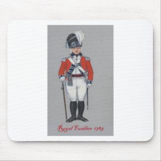 royal fusilier 1789  003.jpg mouse pad