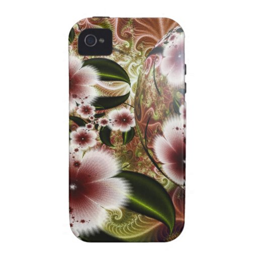 Royal Garden Sphere # 13 Vibe iPhone 4 Cover