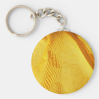 royal gold Graphite Abstract Antique Junk Style Fa Basic Round Button Keychain
