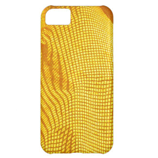 royal gold Graphite Abstract Antique Junk Style Fa iPhone 5C Case