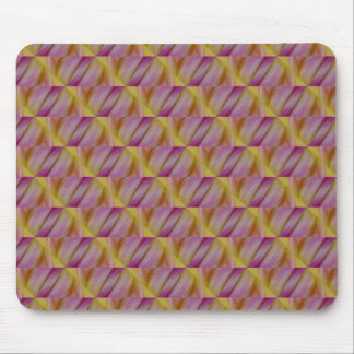 Royal Golden And Purple Abatract Mouse Pad