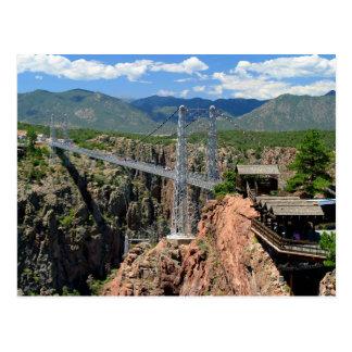 Royal Gorge Bridge - Post Card