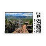Royal Gorge Bridge - Stamp
