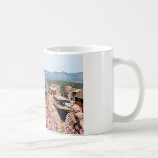 Royal Gorge Bridge,  the highest in USA Coffee Mug