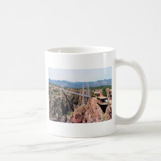 Royal Gorge Bridge,  the highest in USA Mugs