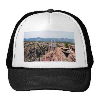Royal Gorge Bridge,  the highest in USA Trucker Hat