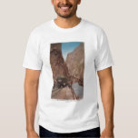 Royal Gorge, CO - View of the Hanging Bridge T-shirt