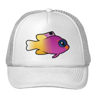 Royal Gramma Mesh Hat