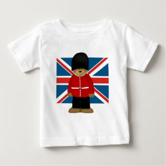 Royal Guard Bear Baby T-Shirt
