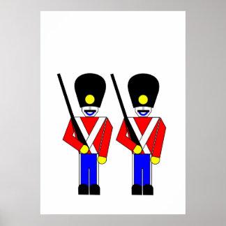 Royal Guardsmen Poster