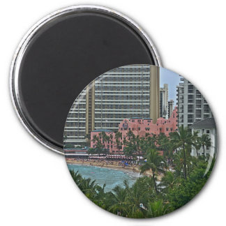 Royal Hawaiian Hotel Magnet