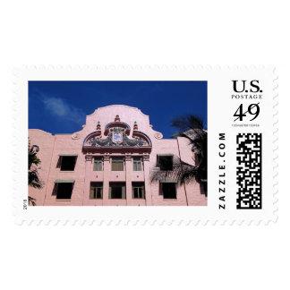 Royal Hawaiian Hotel Postage