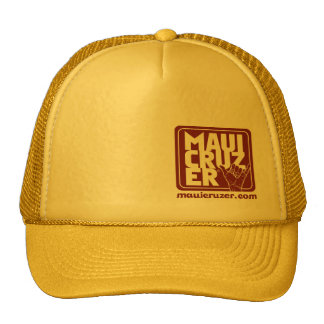 Royal Hawaiian Trucker Trucker Hat