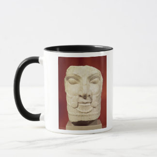 Royal head mug