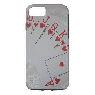 Royal_Heart_Flush,_iPhone_6_Case. iPhone 7 Case