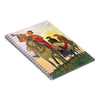 Royal Herald 1911 Notebook