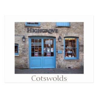 Royal Highgrove Shop in Tetbury, UK Postcard