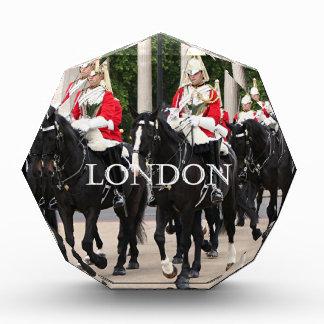 Royal Household Cavalry, London Acrylic Award
