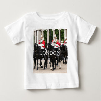 Royal Household Cavalry, London Baby T-Shirt