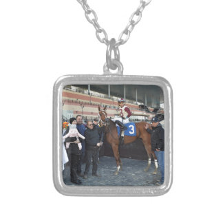 Royal Inheritance - Manuel Franco Silver Plated Necklace