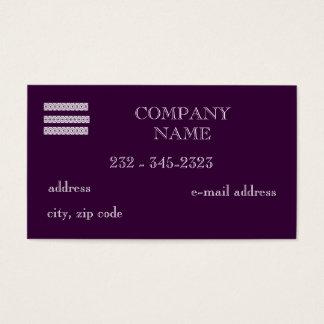 Royal Insignia Business Card