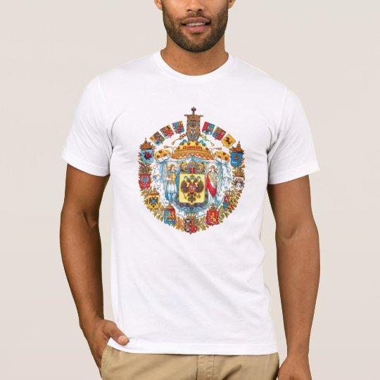 Royal International Flag Crest T-Shirt