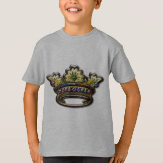 Royal jeweled crown T-Shirt