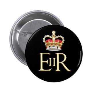 Royal Jubilee Button