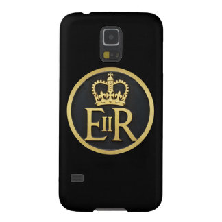 Royal Jubilee Insignia of England. Galaxy S5 Cover