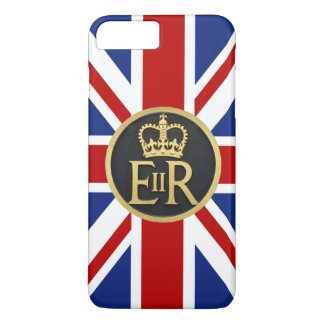 Royal Jubilee Insignia of England iPhone 7 Plus Case