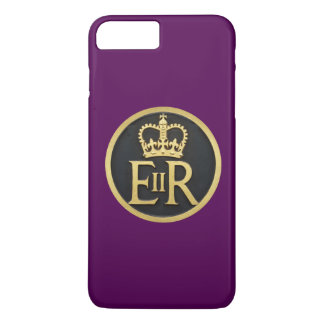 Royal Jubilee Insignia of England. iPhone 7 Plus Case