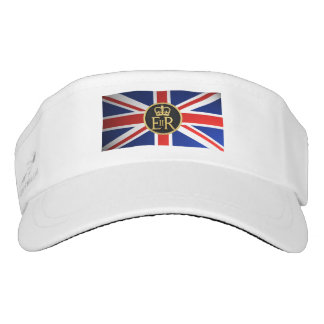 Royal Jubilee insignia (UK) with the UK Headsweats Visor