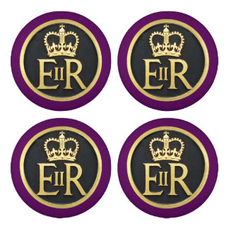 Royal Jubilee UK..change the trim color. Button Covers