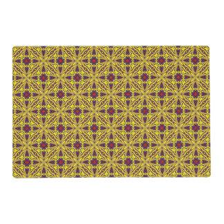 Royal  Kaleidoscope    Colorful Placemats