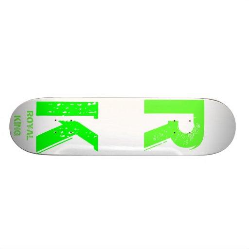 ROYAL  KING skate board