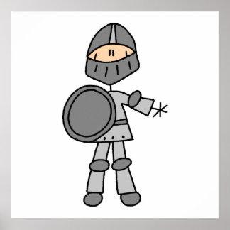 Royal Knight Print