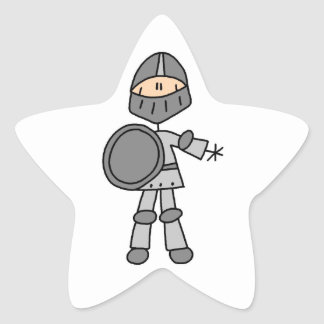 Royal Knight Star Sticker