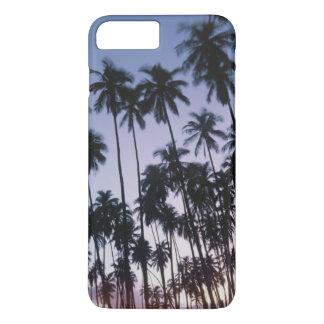 Royal Kupuva Palm Grove at Kaunakakai iPhone 7 Plus Case