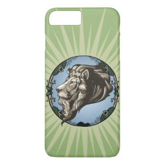 Royal Lion Head iPhone 8 Plus/7 Plus Case