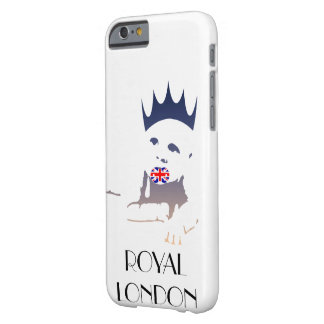 ROYAL LONDON BARELY THERE iPhone 6 CASE